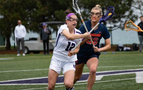 Lacrosse: Northwestern and Maryland to meet for third time this season in semifinal showdown