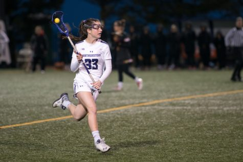 Lacrosse: No. 4 Northwestern readies for quarterfinal rematch with No. 5 Syracuse