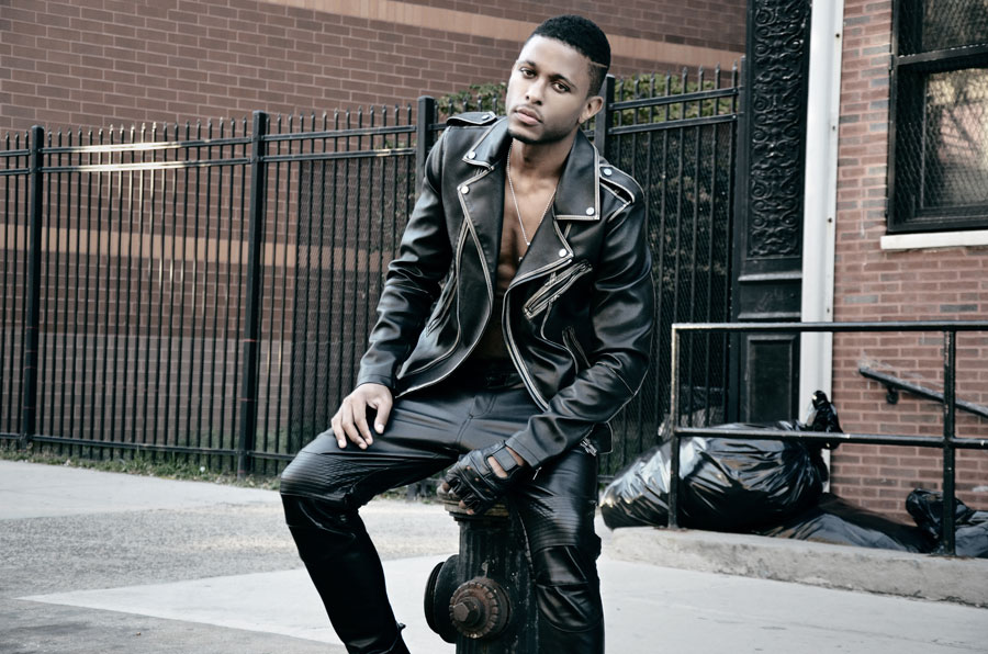 """Dom Marcell is now officially a recording artist, best known for his pop-R&B hits """"D.T.K.""""and """"Thats Whats Up."""""""