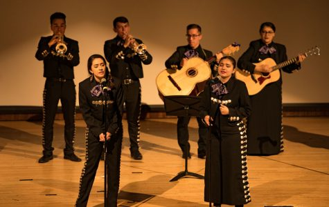 Ballet Folklórico and Mariachi NU spread Latinx culture at their annual spring showcases