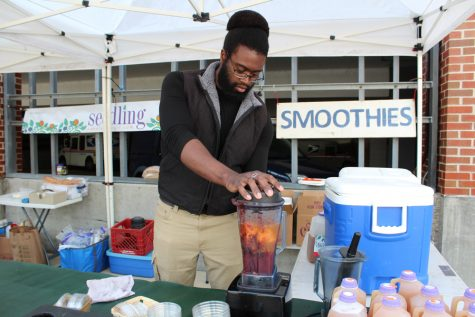 Captured: Sips and sweets at the Downtown Evanston Farmers' Market