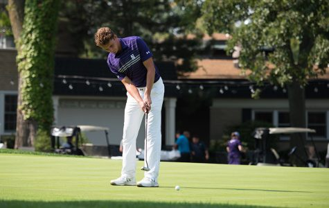 Men's Golf: Wildcats finish season just short of NCAA Championships