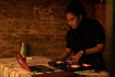 Female DJs on campus talk struggles and triumphs