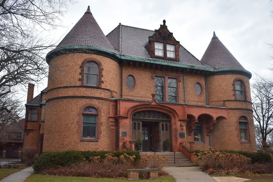 The Evanston History Center, 225 Greenwood St.. The center will host their 44th annual Mother's Day House Walk.