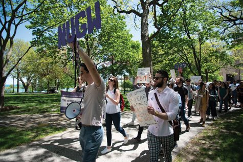 Northwestern graduate workers participate in national Scholar Strike for racial justice