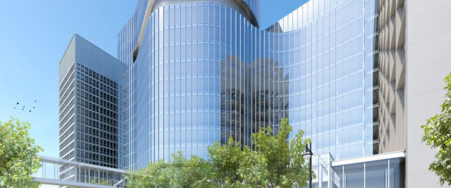 The Simpson Querrey Biomedical Research Center, a new Northwestern facility opening in June. With the addition of SQBRC, the Office for Sponsored Research's workload will only grow.