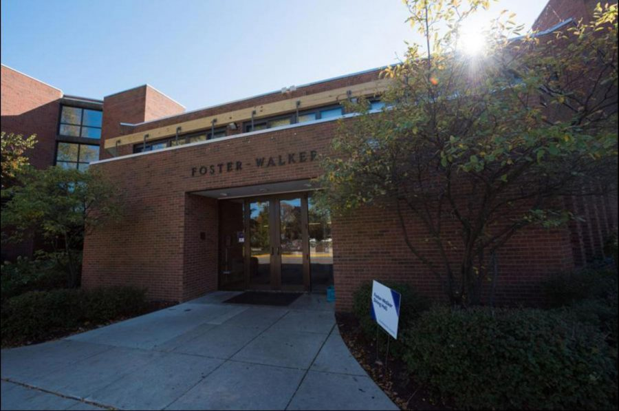 Foster-Walker Complex. Students at a community dialogue Thursday criticized the administration for failure to properly address student concerns.
