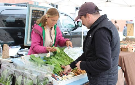 Captured: Produce Vendors of Evanston Farmers' Market