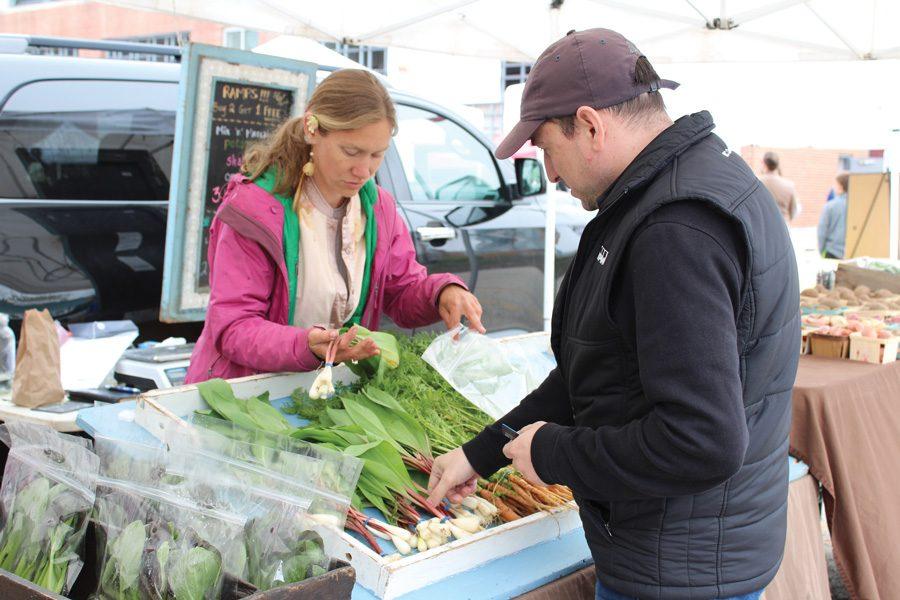 Captured: Produce Vendors of Evanston Farmers' Market
