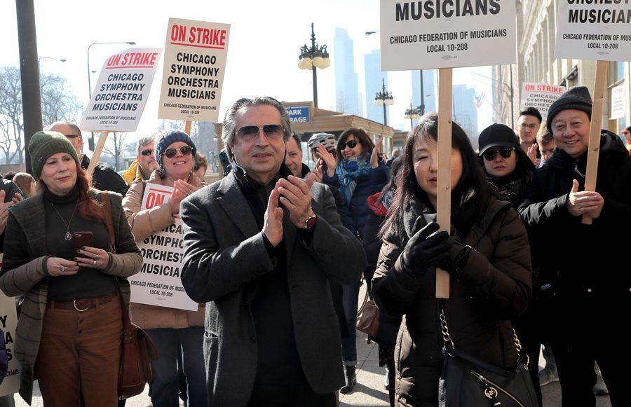 After nearly seven weeks, the Chicago Symphony Orchestra ended their strike after negotiations.