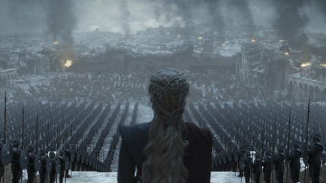 Students reflect on 'Game of Thrones' finale, legacy