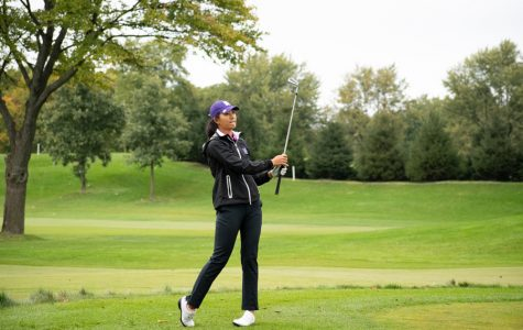 Women's Golf: Wildcats sit in eighth place after second round of NCAA Championships