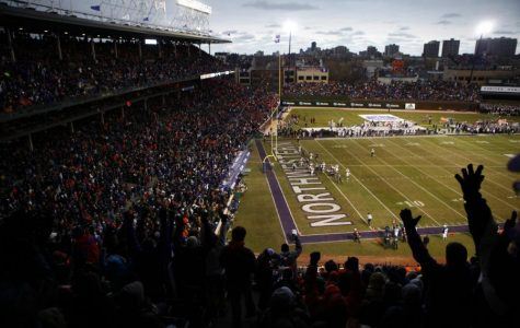 Football: NU to play at Wrigley Field in 2022, 2024 and 2026, Fitzgerald says on podcast