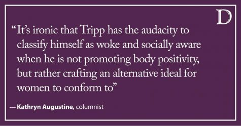 Augustine: 'Curvy Wife Guy' displays false body positivity