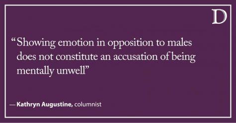 Augustine: Stop calling women 'crazy'