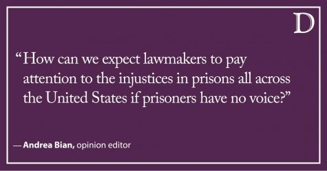 Bian: Barring prisoners from voting further harms criminal justice system