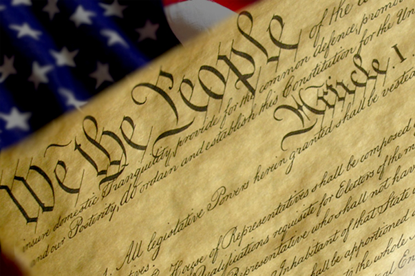 The United States Constitution.