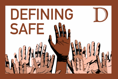 Defining Safe: Queer students discuss navigating social spaces created for straight, cisgender people