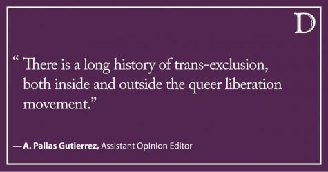 50 Years of Queer Anger: Trans-inclusive rhetoric
