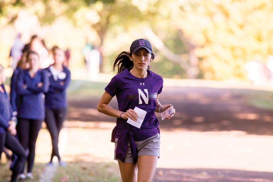 Former+Northwestern+cross+country+coach+%E2%80%98A+Havahla+Haynes+has+left+the+program+to+take+a+coaching+job+at+SMU.+Haynes+led+the+Wildcats+program+to+gradual+improvements+over+the+past+four+years.+