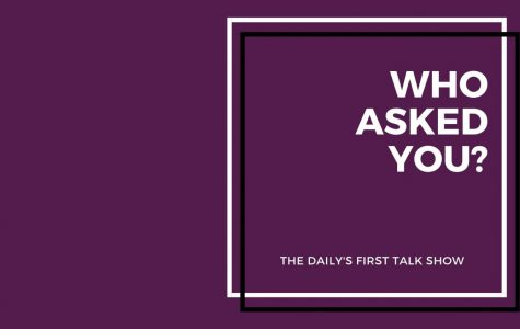 Who Asked You?: This week's rundown, July 12