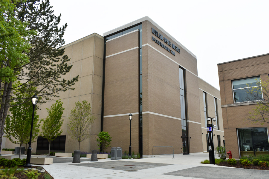 Welsh-Ryan Arena, 2705 Ashland Ave. Northwestern University is looking to get approval from the city to host professional sporting events and concerts at the recently-renovated arena.