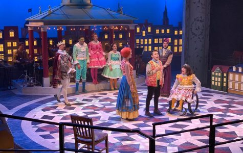 Wirtz performs new musical about Hans Christian Andersen