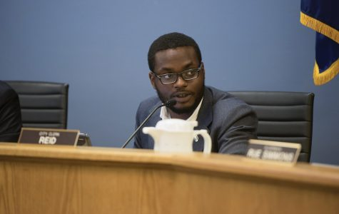 City council hears comments regarding Devon Reid, Northwestern beach presence