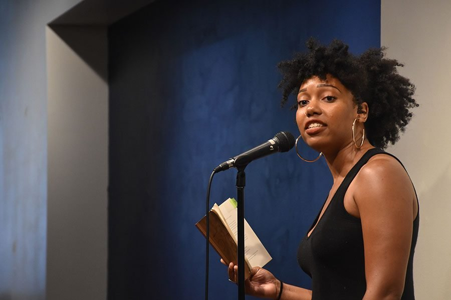Captured: Poets for Reproductive Justice