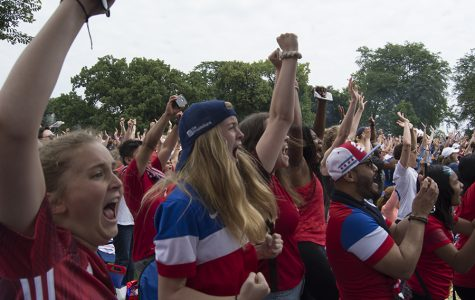 Captured: U.S. women win World Cup