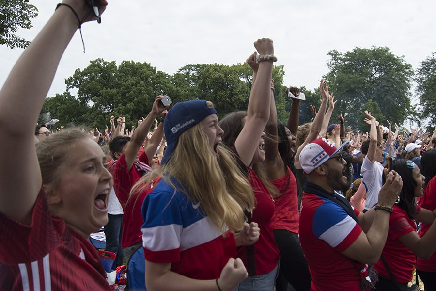 Captured: U.S. women win World Cup
