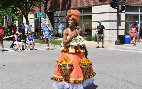 Evanston Escola de Samba brings Brazilian flair to Fourth of July parade