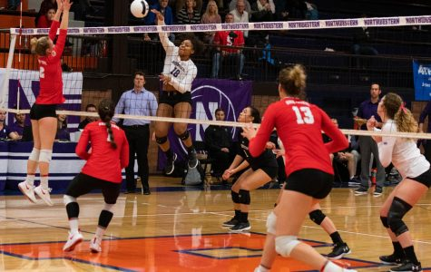 Volleyball: Robinson stars for Big Ten tour team in Japan
