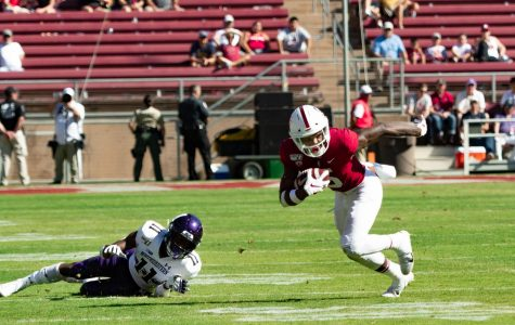 Football: Offense sputters as Northwestern falls to Stanford in opener