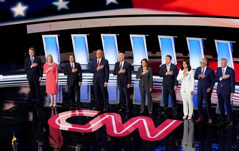 Candidates discuss Medicare, race relations in second round of debates