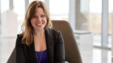 Liz Kinsley named director of undergraduate admission