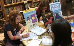 Bookends & Beginnings hosts birthday celebration for Harry Potter