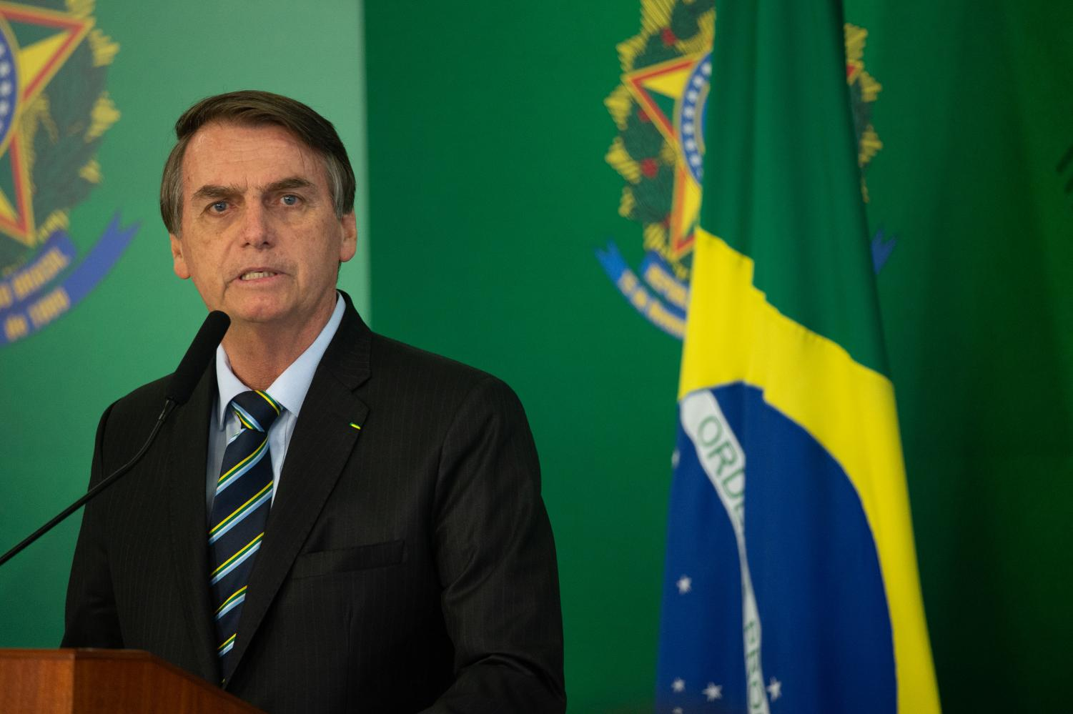 Far-right candidate Jair Bolsonaro was elected to Brazil's presidency in 2018. Northwestern researchers have determined that right-wing groups on WhatsApp contributed to his election.
