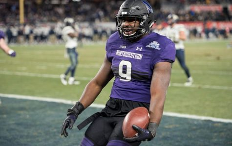 Football Q&A: Garrett Dickerson talks Northwestern, New York Giants and NFL career