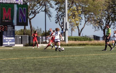 Women's Soccer: Northwestern collects first Big Ten win over Nebraska