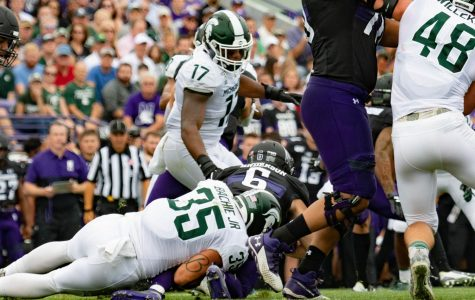 Football: Northwestern's offense continues to look lifeless in ugly loss to Michigan State