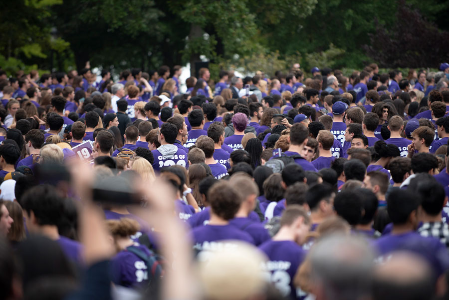 Northwestern joined 18 other prominent U.S. colleges and universities in an amicus brief urging the U.S. Supreme Court to protect DACA, a Tuesday University release announced.