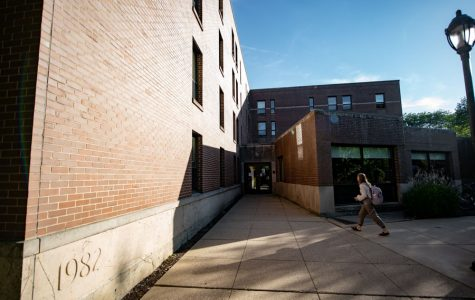 After over-enrollment, freshmen were assigned housing they'd never heard of