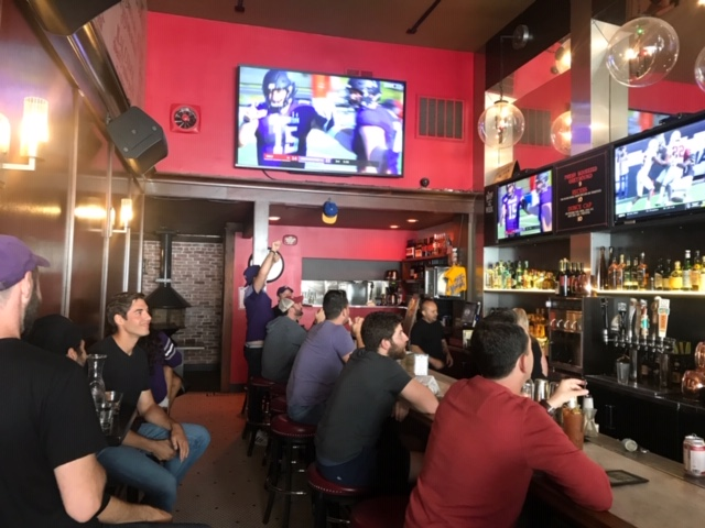 Spreading far the fame of the fair name: Inside a Northwestern alumni football watch party
