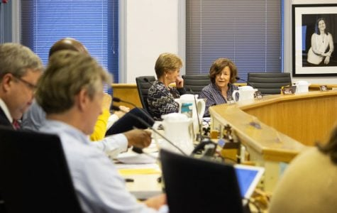 Council to vote on sales tax, discuss the hiring of a city manager search firm