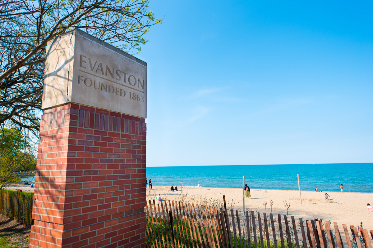 Evanston began construction to supply water to Lincolnwood.