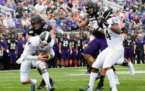 Football: Northwestern's winning streak against Michigan State comes to an end in ugly fashion