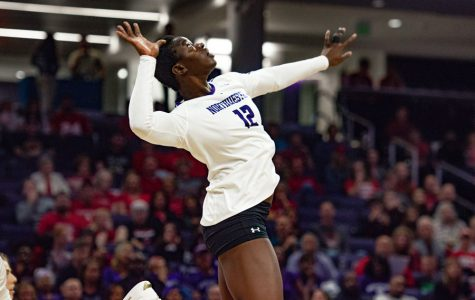 Volleyball: Cats drop consecutive matches to start Big Ten play