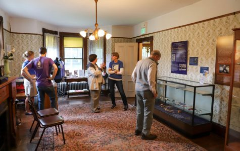 Willard House Museum celebrates visionary leader's 180th birthday with open house