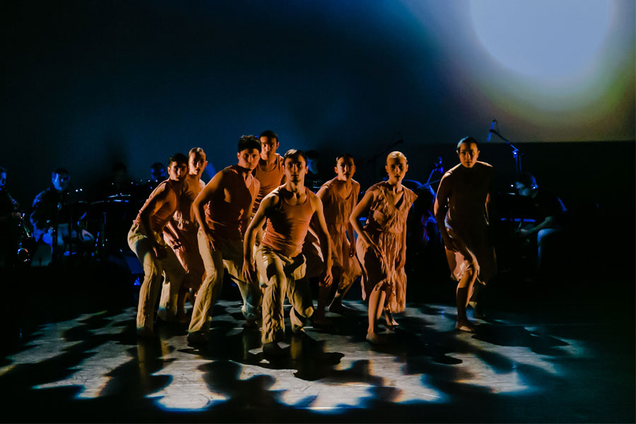 "Cerqua Rivera's ""American Catracho"" will premiere at Studio5 on Sep. 27. The concert explores immigration, culture and heritage through the lens of Latin music and dance."